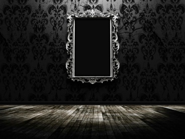 a beautiful vintage mirror